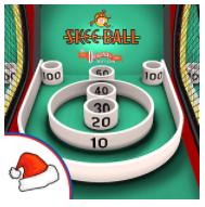 Jeu Skee-Ball Plus gratuit sur Android et iOs (au lieu de 2.99€)