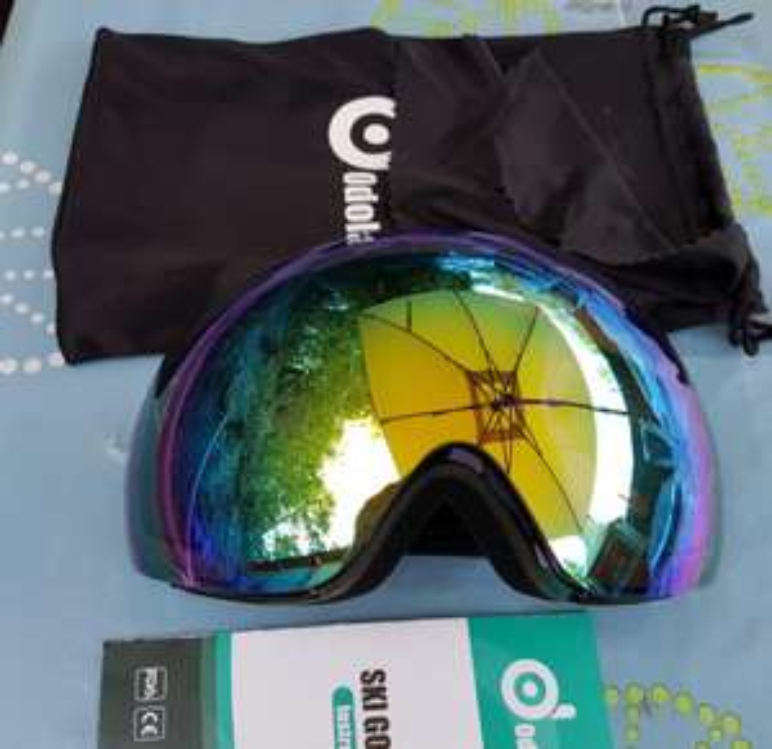 Masque de Ski sphérique Odoland (vendeur tiers)