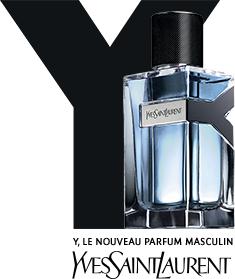 """Echantillon """"Y de Yves Saint Laurent"""""""