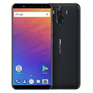 "Smartphone 6"" Ulefone Power 3  - 6080mAh - Android 7.1 (vendeur tiers)"