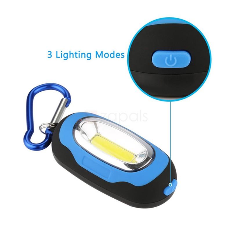 Lampe LED magnétique 3 modes COB GY51