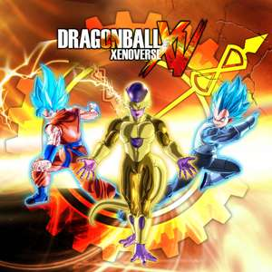 Pack Dragon Ball Z Resurrection of 'F' pour Dragon Ball Xenoverse sur PS4 (Dématérialisé)