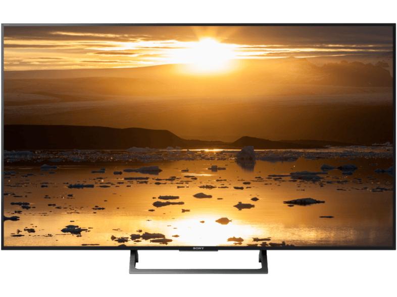 "TV LED 65"" Sony KD-65XE7005 - UHD 4K, HDR, Smart TV (Frontaliers Belgique)"