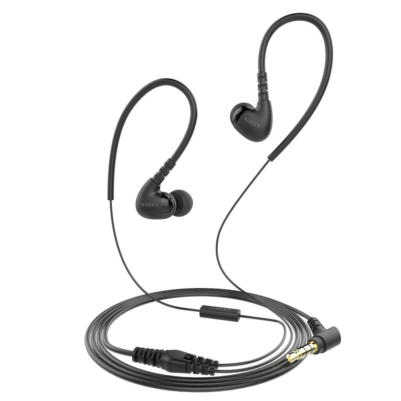 Écouteurs intra-auriculaires Aukey ep-c7 - Noir (Vendeur Tiers)
