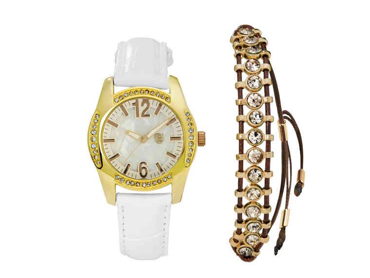 Parure montre et bracelet femme ou homme