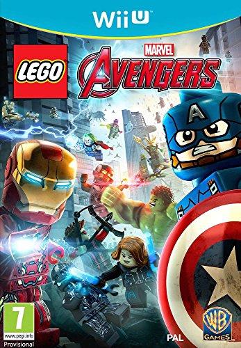 Lego Marvel's Avengers sur Wii U