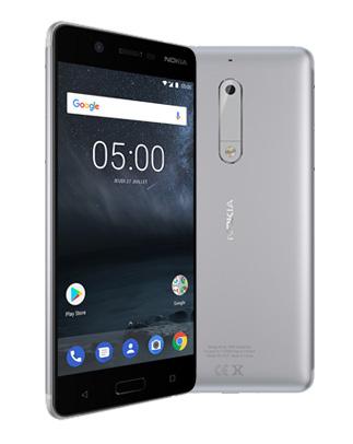 """[Clients Sosh / Orange] Sélection de téléphones Nokia en promotion - Ex : Smartphone 5.2"""" Nokia 5 - HD, Snapdragon 430, RAM 2 Go, ROM 16 Go, 4G avec B20 et B28 (via ODR 100€)"""
