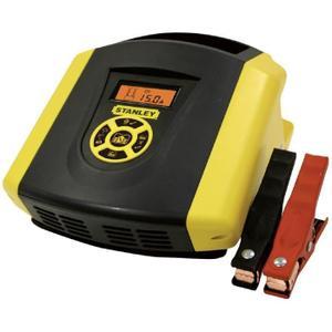 Chargeur de batterie électrique auto Stanley BC15E - 15 A