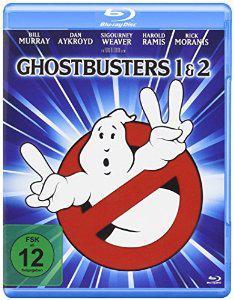 Blu-ray Ghostbusters I & II  remasterisé 4K