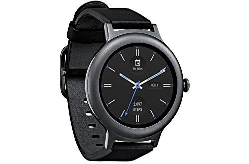 Montre connectée LG Watch Style LG-W270 - Android Wear 2.0, Noir