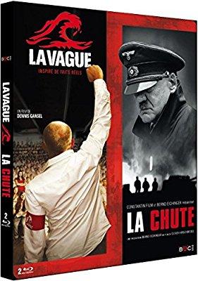 Coffret Blu-ray : La chute + La vague