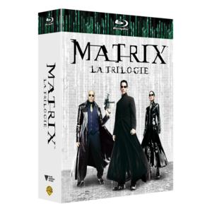 Sélection de coffrets Blu-ray en promotion - Ex : La Trilogie Matrix à 9.99€ ou Le Seigneur des Anneaux à 12.49€