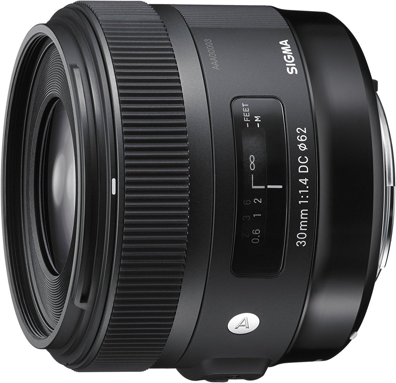 Objectif  Sigma 30 mm F1,4 DC HSM ART - Monture Nikon