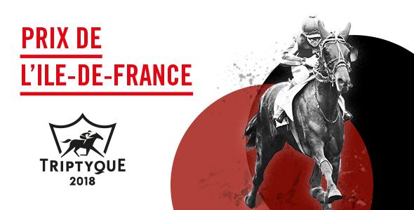 Invitation gratuite au Prix de l'Ile de France - Hippodrome Paris-Vincennes le Dimanche 04 Février 2018
