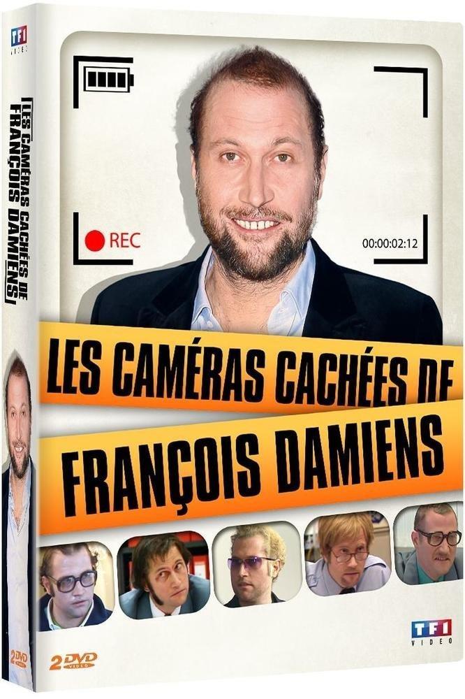 Coffret DVD Les caméras cachées de François Damiens - L'intégrale