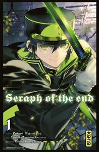 Tome 1 Seraph of the end - Version Numérique gratuite