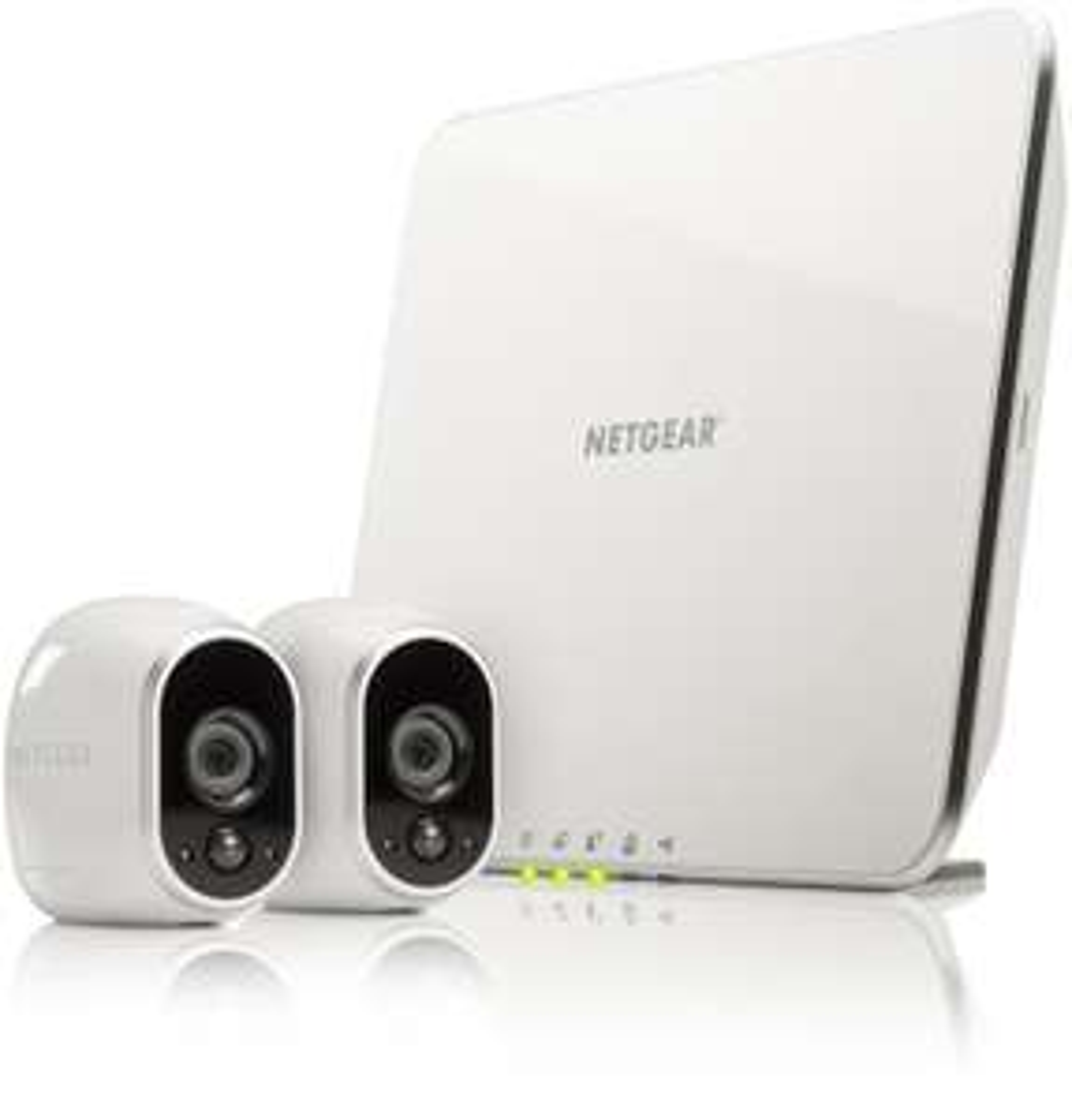 Kit de Surveillance sans fil Netgear Arlo avec 2 Caméras HD