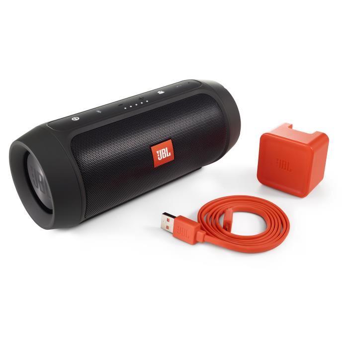 Enceinte Bluetooth JBL Charge 2 - Noir (vendeur tiers)
