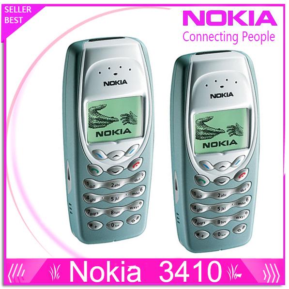 Téléphone Nokia 3410 (Reconditionné)