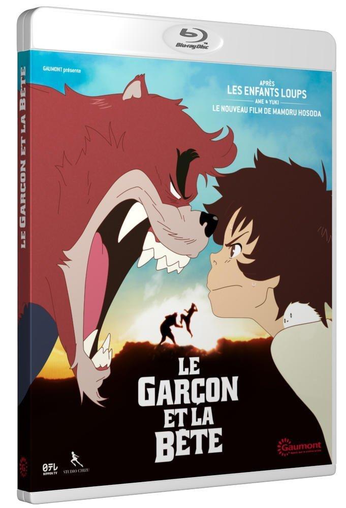 Blu-ray Le garçon et la bête