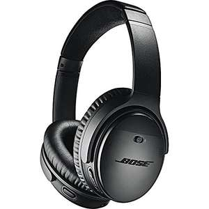 Casque sans fil Bose QuietComfort 35 II - Noir, réduction de bruit