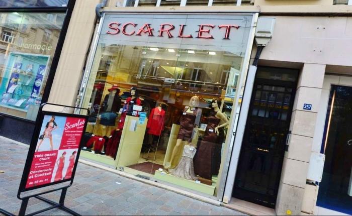 50% de réduction sur toute la boutique - Scarlet Reims (51)