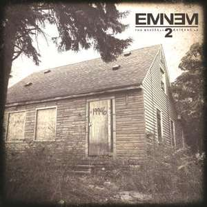 CD Eminem - The Marshall Mathers LP 2 (Édition Deluxe)