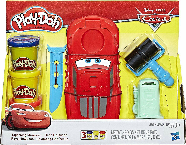 [Prime] Pâte à modeler Play-Doh - Disney Cars 3