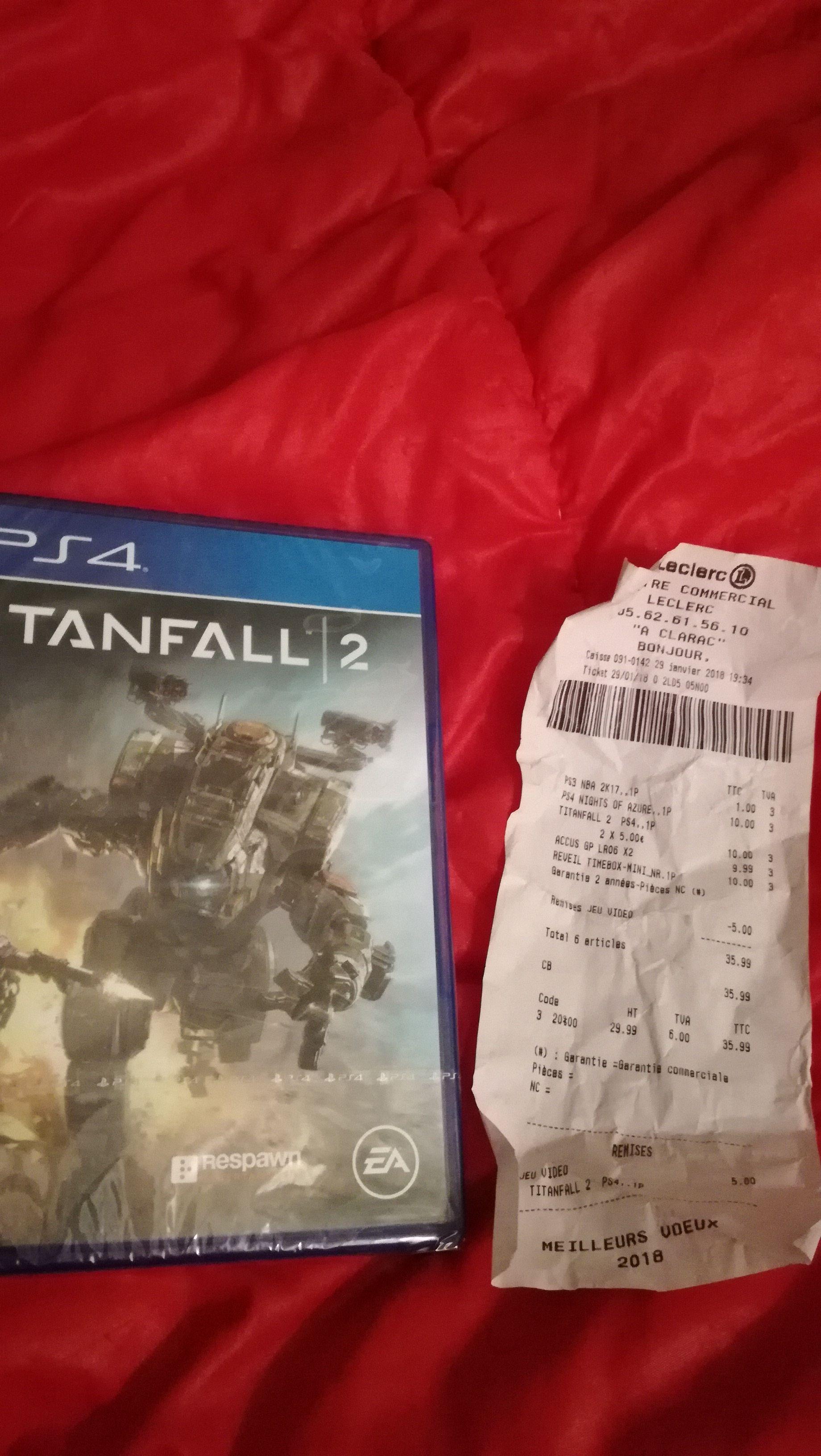 Titanfall 2 sur PS4 - Clarac (32)