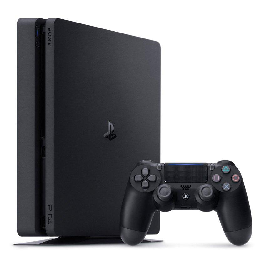 Console PS4 Slim (Noir) - 500 Go