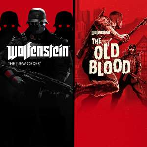 Wolfenstein Pack - The New Order + The Old Blood sur PC (Dématérialisé - Steam)