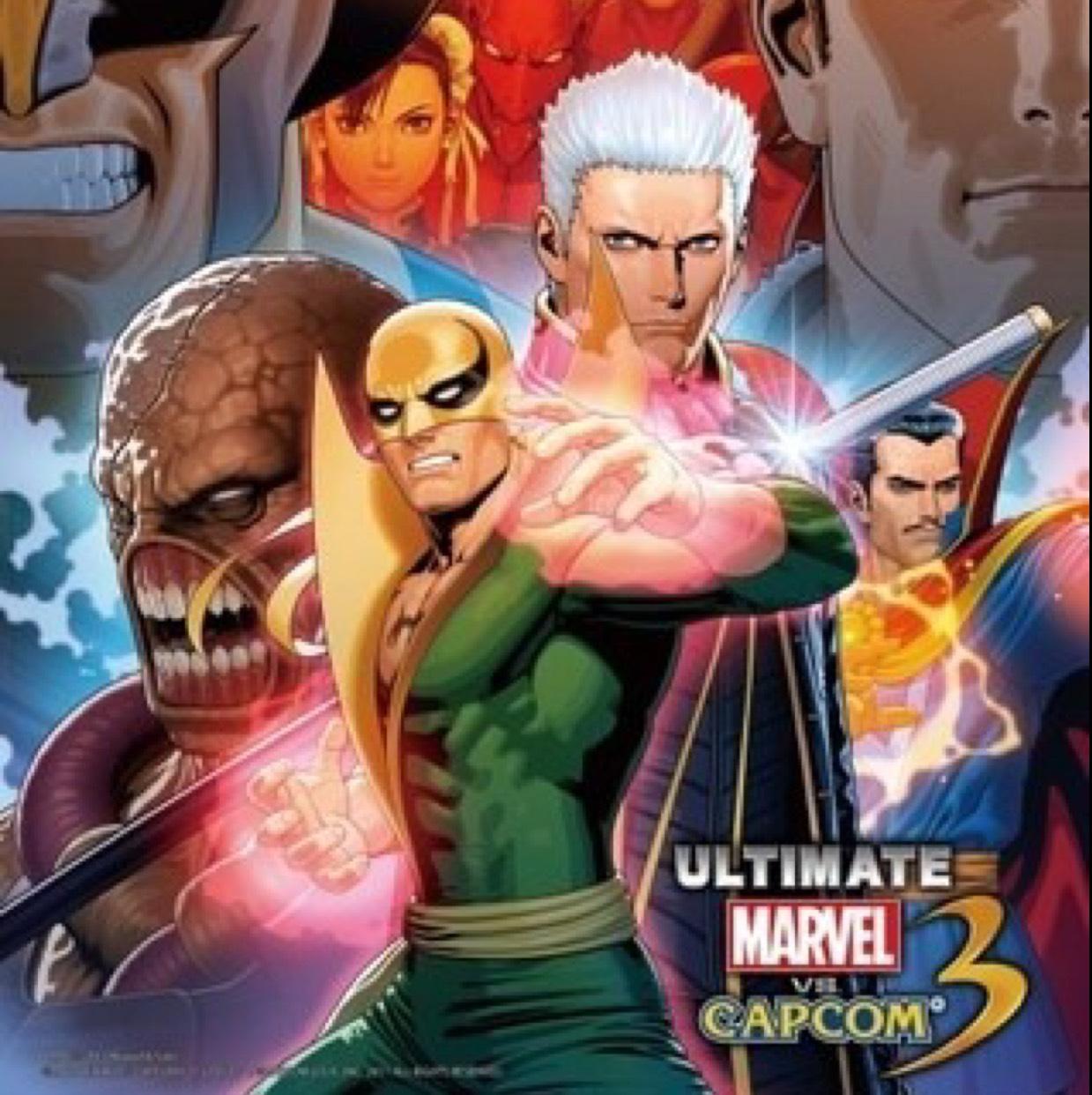 Ultimate Capcom vs Marvel 3 sur PC (Dématérialisé - Steam) + A Bastard's Tale Offert