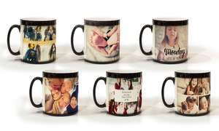 Bon d'achat pour 1 Classic Mug sur Printerpix. - Modèles au choix