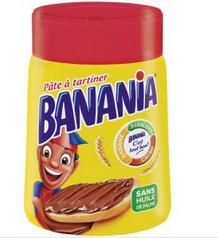 Sélection de Produits en Promotion - Ex: Pâte à Tartiner Banania (400g - via BDR)