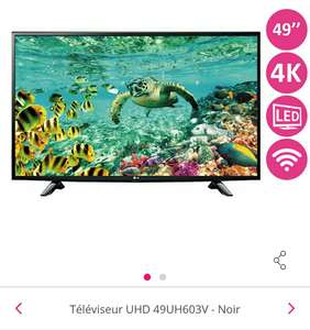 "TV LED 49"" LG 49UH603V - 4K UHD, Smart TV"