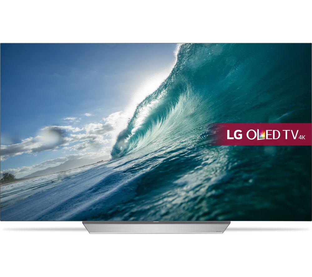 """TV OLED 55"""" LG OLED55C7V - UHD 4K, HDR, Smart TV"""