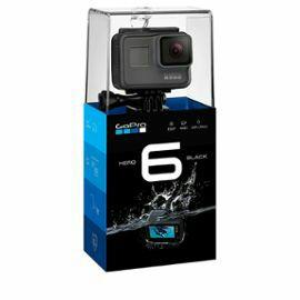 Caméra sportive GoPro Hero 6 (+ 42€ en SuperPoints)
