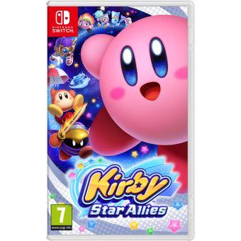 [Adhérents] Précommande : Kirby Star Allies sur Nintendo Switch (+ 10€ sur votre compte fidélité)