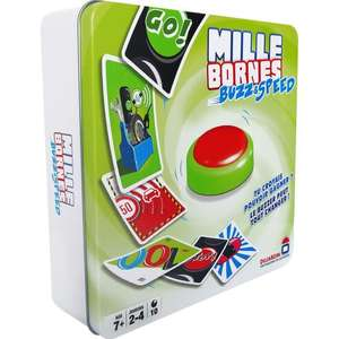 Jeu Mille Bornes Buzz & Speed