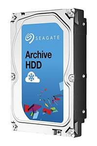 "Disque dur interne 3.5"" Seagate Archive - 8 To"