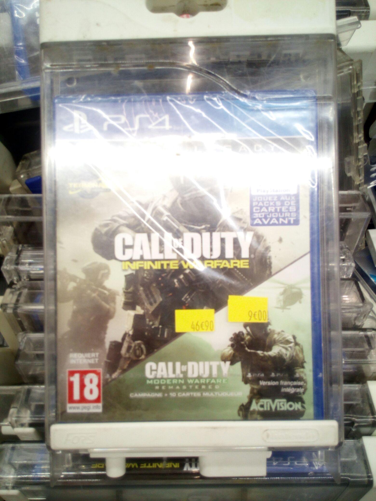 Call of Duty: Infinite Warfare sur PS4 - Givors (69)