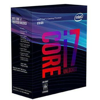 Processeur Intel Core i7-8700K- Box WOF