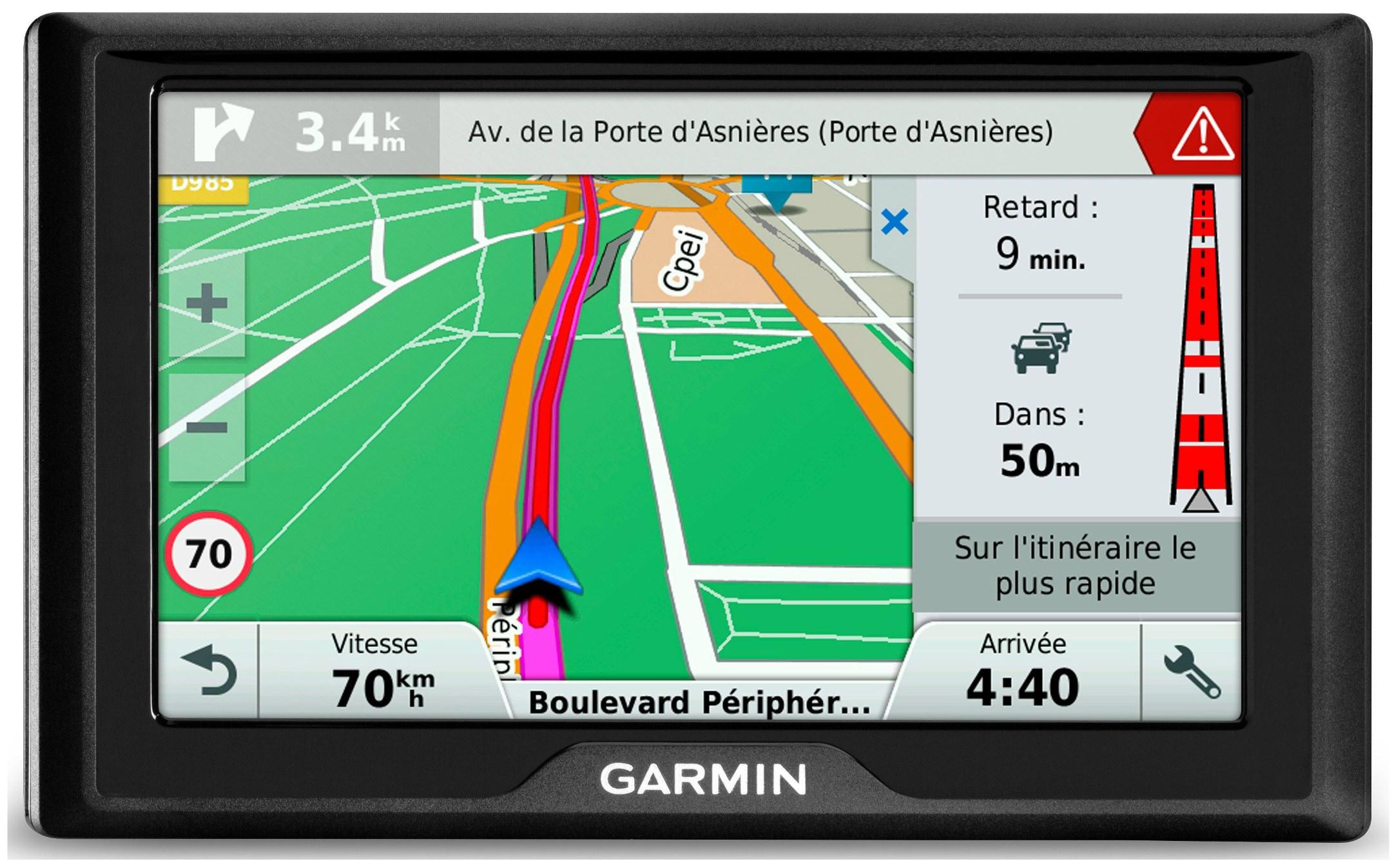 "GPS 5"" Garmin Drive 50 LMT CE"