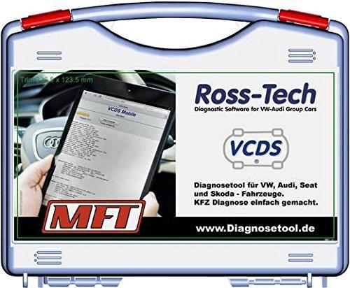 Interface des outils de diagnostic Ross-tech hex-v2