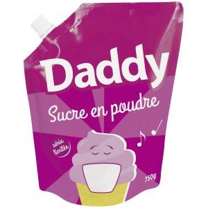 Lot de 2 Sachets de Sucre en Poudre Daddy  -  2 x 750g