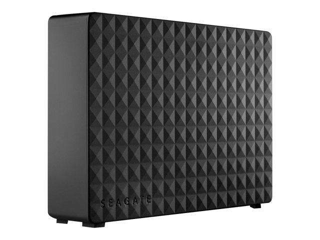 Disque dur externe Seagate Expansion Desktop - 4 To + 6€ en SuperPoints