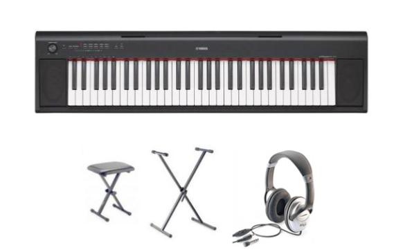 Pack Piano numerique YAMAHA NP-12B