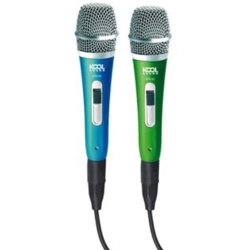 Pack de 2 micros pour le chant - Pack KTV10