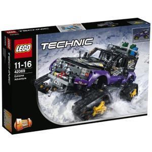 Lego Technic 42069 - Le Véhicule d'Aventure Extrême