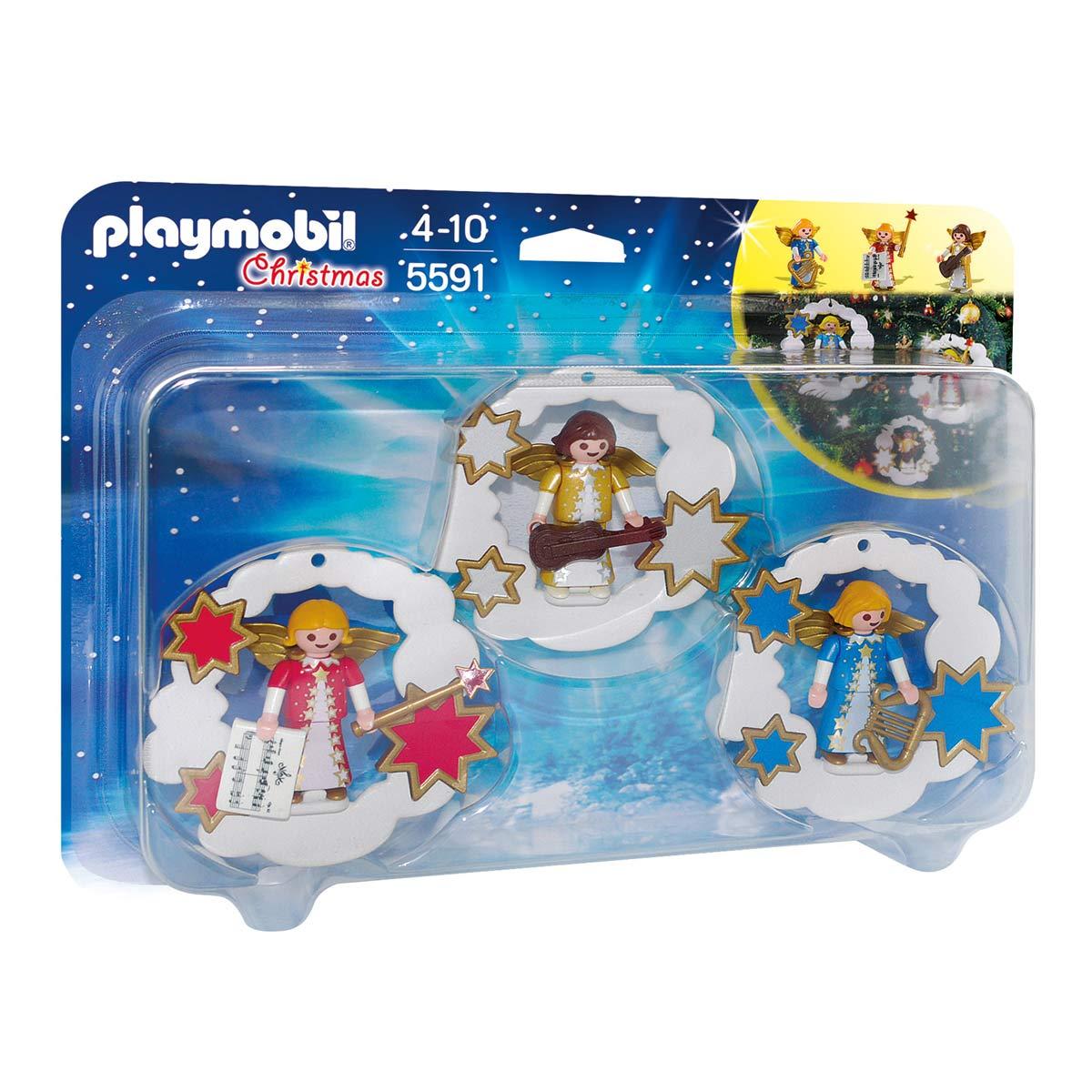 Playmobil 5591 Décorations de Noël Anges